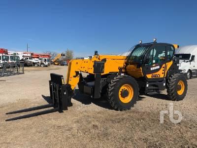 Unused 2018 DIECI I12.56C 12000 Lb 4x4x4 Telescopic Forklift