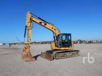 2010 CATERPILLAR 314DLCR Hydraulic Excavator