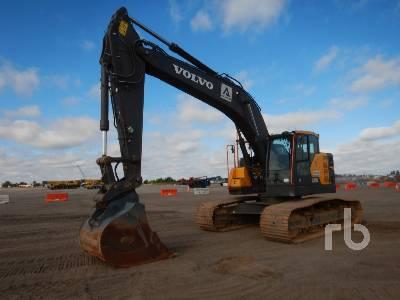 2018 VOLVO ECR355EL Hydraulic Excavator