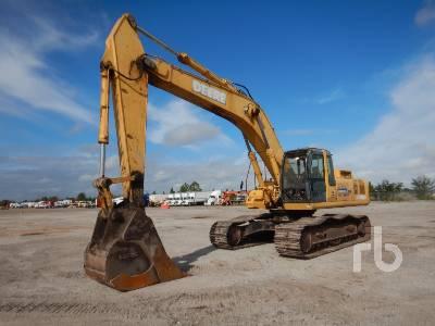 2005 JOHN DEERE 330C CL Hydraulic Excavator
