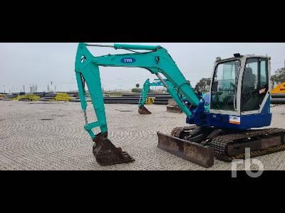2013 IHI 80NX3 Midi Excavator (5 - 9.9 Tons)