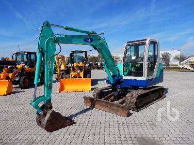 2010 IHI 60N Midi Excavator (5 - 9.9 Tons)