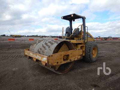 2005 CATERPILLAR CS533E Vibratory Roller
