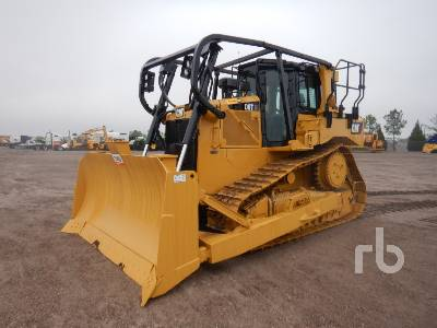 2015 CATERPILLAR D6T XL Crawler Tractor