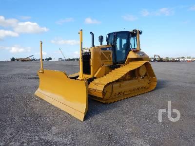 2015 CATERPILLAR D6N LGP Crawler Tractor