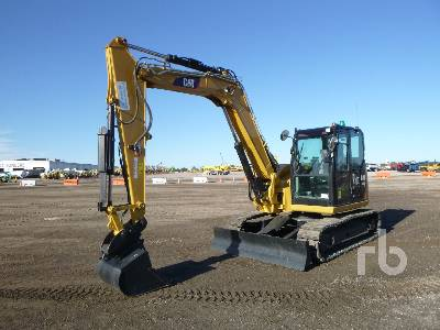 2016 CATERPILLAR 308E2CR Midi Excavator (5 - 9.9 Tons)