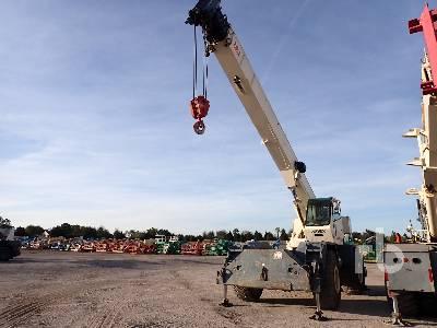 1998 TEREX RT335 35 Ton 4x4x4 Rough Terrain Crane