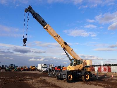 1998 GROVE RT530DXL Rough Terrain Crane