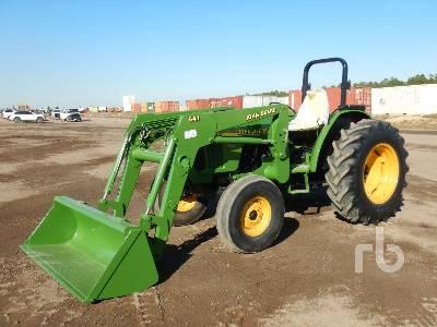 1999 JOHN DEERE 5310 2WD Utility Tractor