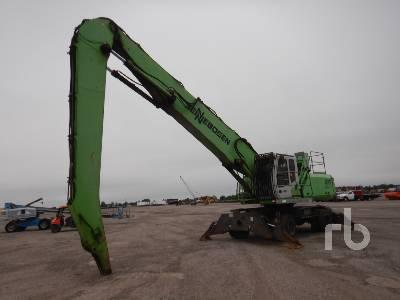 2011 SENNEBOGEN 835 Mobile Material Handler