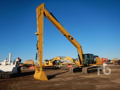 2016 CATERPILLAR 336FL Long Reach Hydraulic Excavator