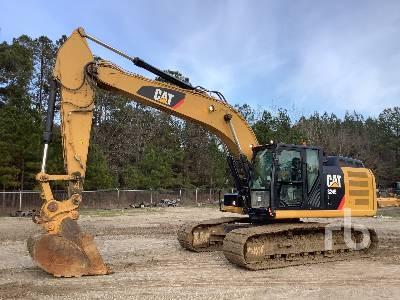 2014 CATERPILLAR 324EL Hydraulic Excavator