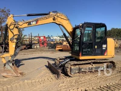 2016 CATERPILLAR 307E2 Midi Excavator (5 - 9.9 Tons)