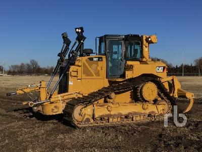 2014 CATERPILLAR D6T XW Crawler Tractor