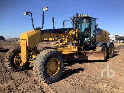2013 CATERPILLAR 140M2 AWD VHP Plus Motor Grader