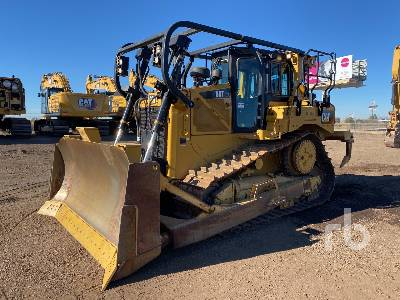 2018 CATERPILLAR D6T XL Crawler Tractor
