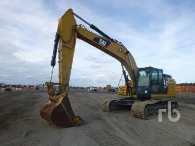 2017 CATERPILLAR 330FL Hydraulic Excavator