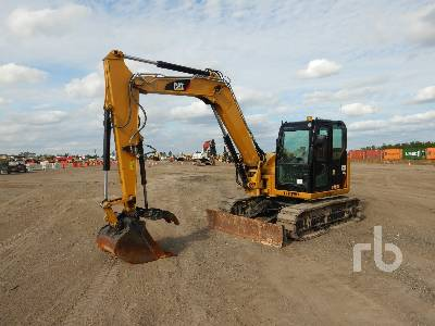 2019 CATERPILLAR 308E2CR Midi Excavator (5 - 9.9 Tons)