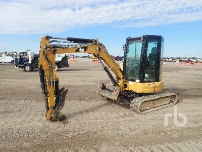 2016 CATERPILLAR 304.5E2 XTC Mini Excavator (1 - 4.9 Tons)