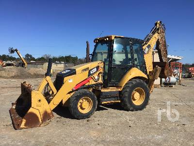 2013 CATERPILLAR 430FST 4x4 Loader Backhoe