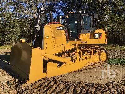 2016 CATERPILLAR D7E Crawler Tractor