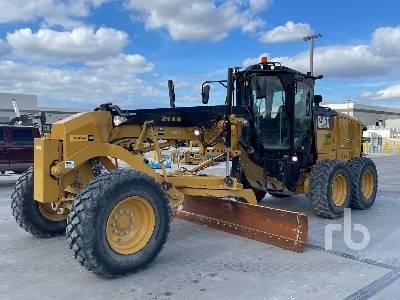2017 CATERPILLAR 120M2 VHP Plus Motor Grader