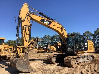 2015 CATERPILLAR 320EL Hydraulic Excavator