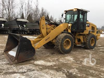 2017 CATERPILLAR 930M High Lift Wheel Loader