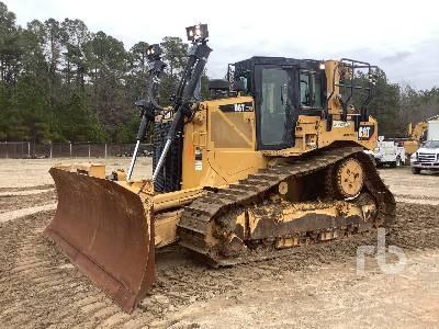 2017 CATERPILLAR D6T XW Crawler Tractor