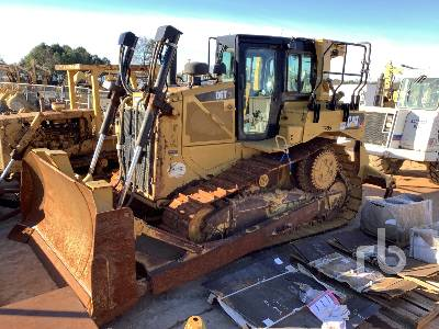 2014 CATERPILLAR D6T XL Crawler Tractor