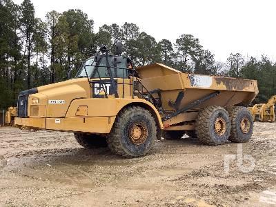 2016 CATERPILLAR 745C 6x6 Articulated Dump Truck