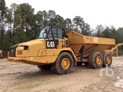 2014 CATERPILLAR 730C 6x6 Articulated Dump Truck