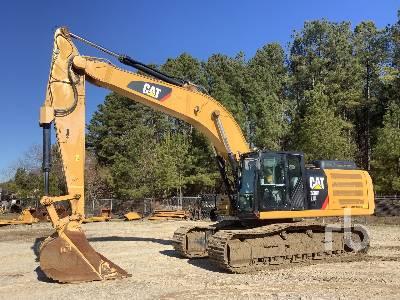 2015 CATERPILLAR 336FL XE Hybrid Hydraulic Excavator
