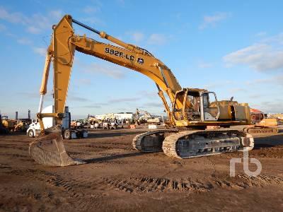 JOHN DEERE 992E Hydraulic Excavator