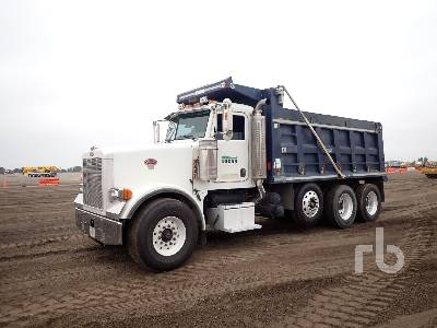 2006 PETERBILT 357 Dump Truck (Tri/A)