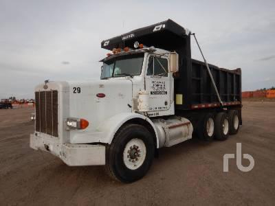 1988 PETERBILT 357 Dump Truck (Tri/A)