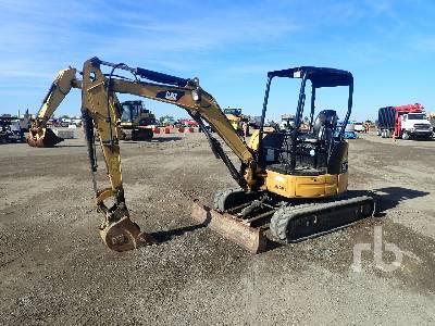 2013 CATERPILLAR 303.5ECR Mini Excavator (1 - 4.9 Tons)