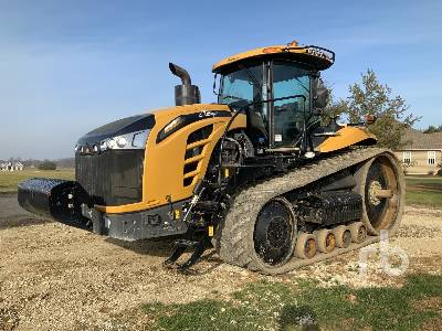 2016 CHALLENGER MT865E Track Tractor