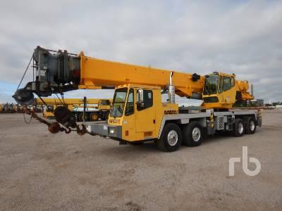 2005 GROVE TMS700E 60 Ton 8x4x4 Hydraulic Truck Crane
