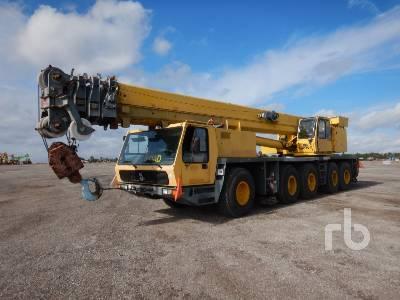 2001 GROVE GMK5150B 150 Ton 10x6x10 All Terrain Crane
