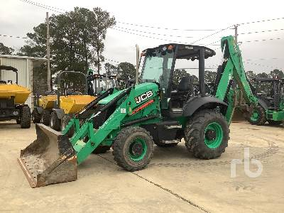 2014 JCB 3CX14 Loader Backhoe