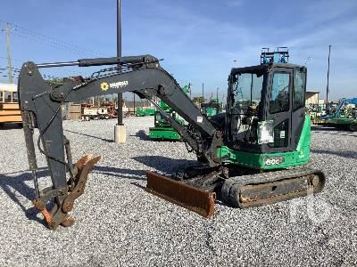 2015 JOHN DEERE 60G Midi Excavator (5 - 9.9 Tons)