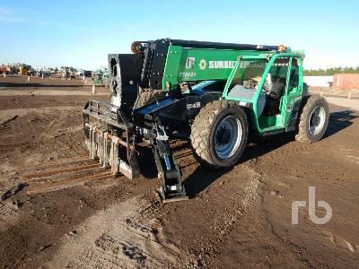 2014 JCB 550-170 10000 Lb 4x4x4 Telescopic Forklift