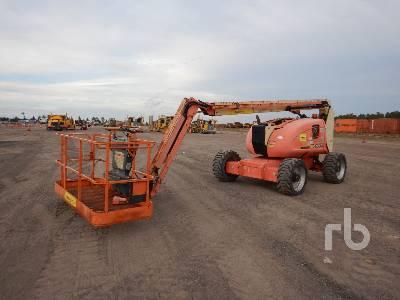 2010 JLG 600AJ 4x4 Articulated Boom Lift