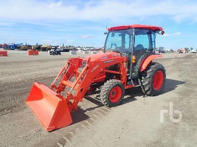 2020 KUBOTA L3560D MFWD Utility Tractor