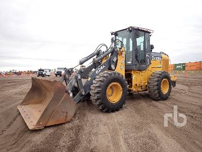 2010 JOHN DEERE 624K Wheel Loader