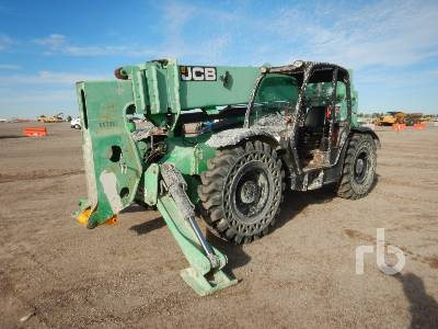 JCB 51056 10000 Lb 4x4x4 Telescopic Forklift