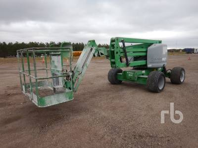 2012 GENIE Z45/25J 4x4 Articulated Boom Lift