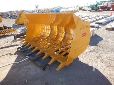 Unused TERAN BKT950G/H-SKEL 114 In. Wheel Loader Bucket
