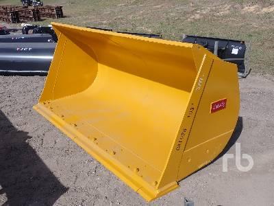 Unused TERAN BKT928G/H 105 In. Wheel Loader Bucket